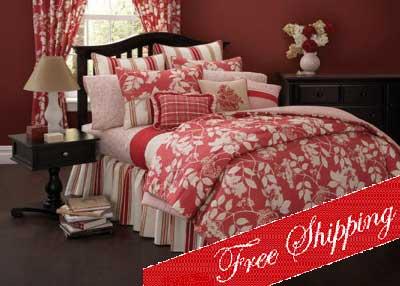 Southern seasons comforter set cs6123qn 13022 dv home for Southern living change of address